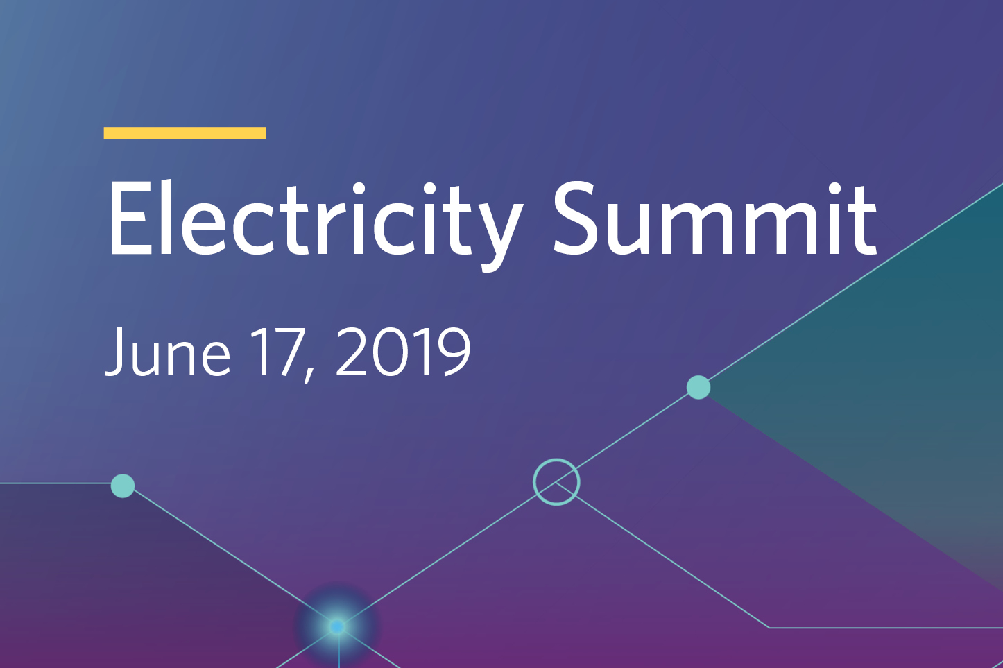 2019 Electricity Summit
