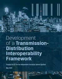 Development of a Transmission-Distribution Interoperability Framework