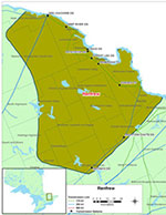 Renfrew Region Map