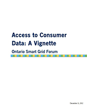 Access to Consumer Data: A Vignette