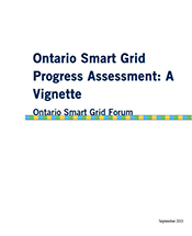 Ontario Smart Grid Progress Assessment: A Vignette