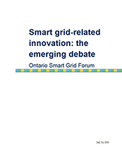 Smart Grid-Related Innovation