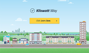 Kilowatt way graphic