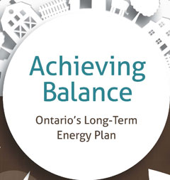 Long-Term Energy Plan cover